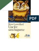 Laureillard,Remi-Une Fee Sans Baguette(1979).French.ebook.alexandriZ