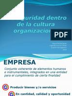 2.-Seguridad Dentro de La Cultura Organizacional