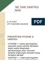 3.Hygiene Dan Sanitasi Makanan