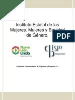 Equidad de genero en Nuevo León