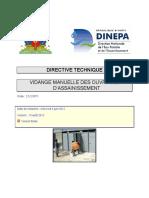 Directive &Technique Vidange manuelle des ouvrages d'assainissement.pdf