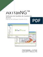 AxTrax Rosslare Manual SP