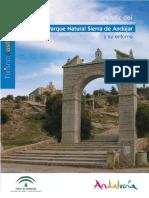 Guia Turismo Sostenible. Parque Natural Sierra de Andujar
