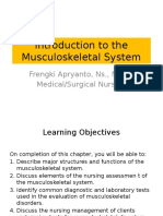 1. Introduction to the Musculoskeletal System