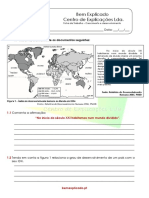 A1 Teste Diagnóstico Países Desenvolvidos e Países Em Desenvolvimento 1