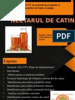 Nectarul de Catina