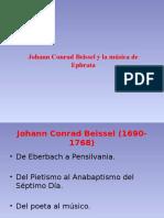 Beissel y El Coro de Ephrata