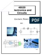 Electronic and Circuits