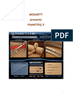 Pianoteq English