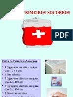 Caixa de Primeiros-Socorros Real
