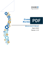 Chase Mobile Payments SDK 1 2 0