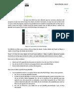 1. Manual Mos Excel 2013  pestaña Archivo