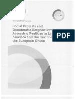 Arce Social Protest English