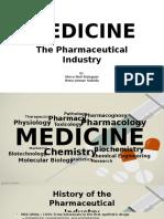 Medicine (Pharmaceutical Chemistry)