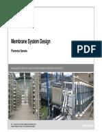Membrane Design 2015-16