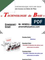 Matière_Technologie de Base