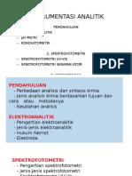 Pengenalan Instrumentasi Analitik