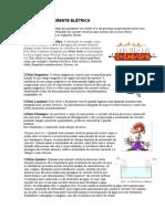 EFEITOS DA CORRENTE ELÉTRICA.doc