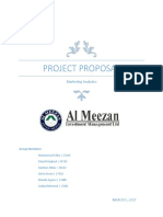 Al Meezan Proposal
