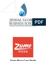 Zume Pizza Case Study (Managerial Accounting)