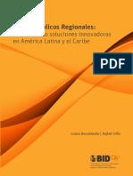 Bienes Publicos Regionales