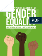 GP Women's Manifesto 2017