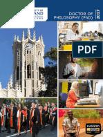 Phd Brochure 2017 for Web