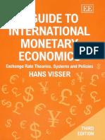 Intern.monetary Economics-Visser H