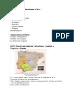 PAU Historia España