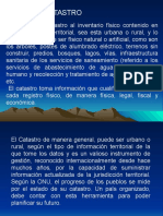 Planeamiento Urbano - Catastro en El Peru
