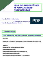 Engenharia de Superfícies 2º Sem2008 01 Nov