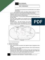 Geografi Form 1 Nota