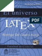 El Universo LaTeX - De Castro