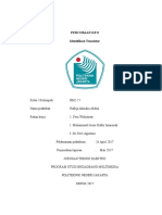 Rafiqa Akmalia AbdiniI - BM2 - Identifikasi Transistor PNP Dan NPN