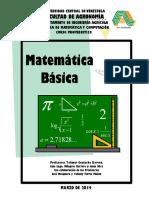 GuIa de Estudio PropedEutico UCV Matematica