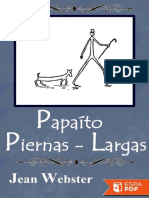 Libro Papaito Piernas Largas_Jean Webster