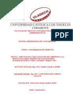 Actividad N° 03 Investigación Formativa I Unidad