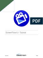 ScreenFlow 6 Tutorial
