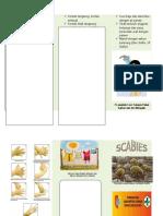 Leaflet Scabies