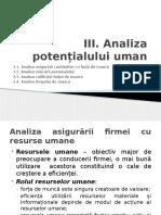 III. Analiza potențialului uman.pptx