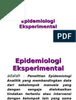 Epidemiologi Eksperimental-9