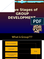 Group Process Report