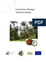 Coconut Strategy