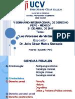 Dr. Julio Matos Quesada