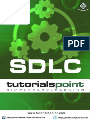 Sdlc Tutorial Software Development Process Agile Software Development