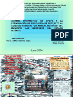 (Proyecto) Presentacion Final Junio 2014
