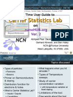 Carrier Statistics Lab First Time User Guide v2
