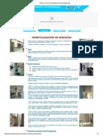 Servicio de Hospitalizacion de Medicina
