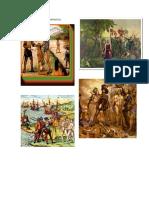 Colonizacion de Centroamerica