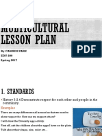 artifact 3 powerpoint lesson plan